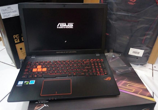 ASUS ROG GL553VW Laptop Latest Drivers & Software For Windows 10