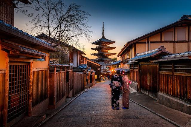 13 Alasan Mengapa Jepang adalah Negara yang Unik