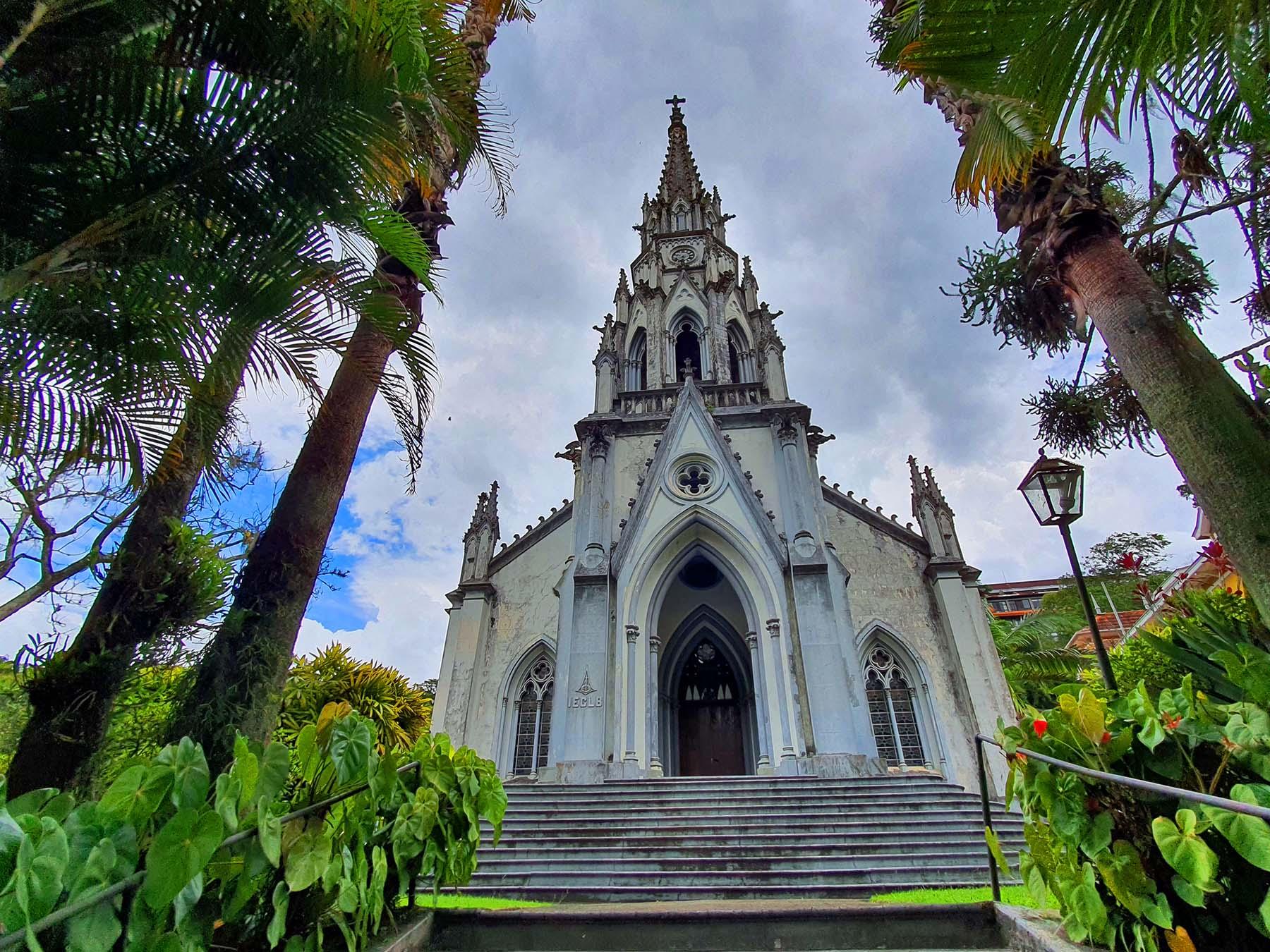 Igreja Luterana de Petrópolis, RJ