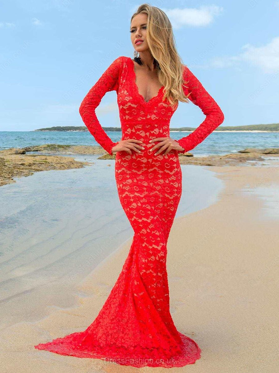 www.dressfashion.co.uk/product/v-neck-lace-sweep-train-backless-trumpet-mermaid-long-sleeve-prom-dresses-ukm020102199-16904.html?utm_source=minipost&utm_medium=2136&utm_campaign=blog