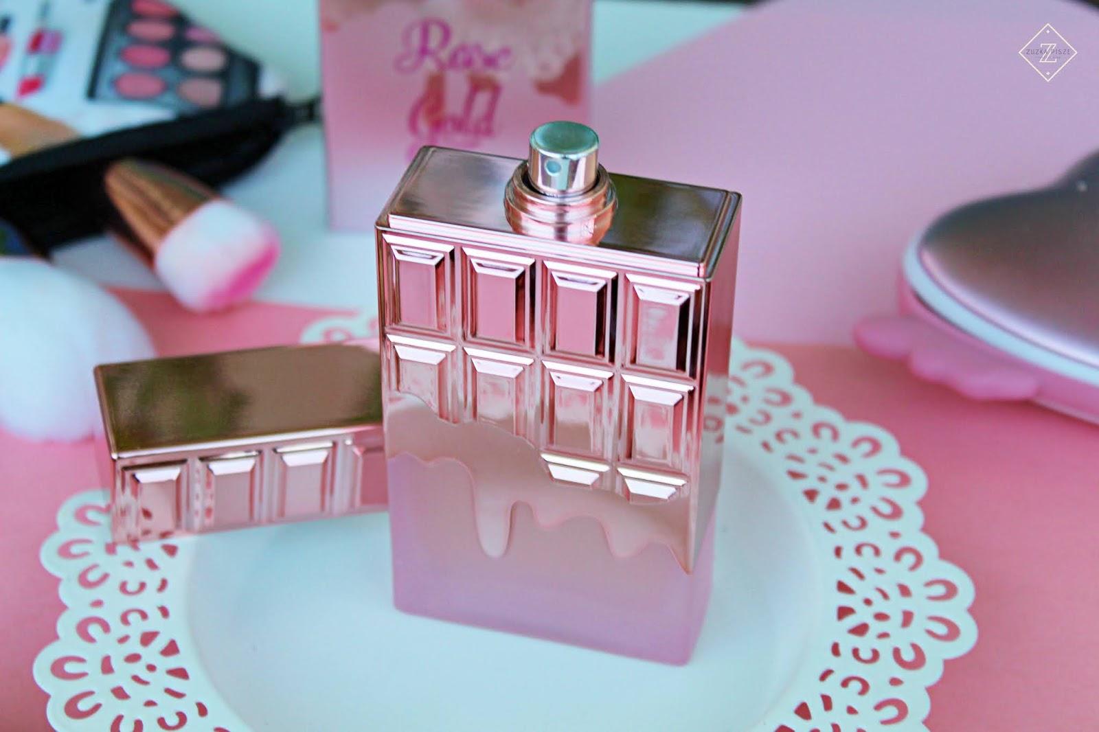 Woda perfumowana dla kobiet I HEART REVOLUTION ROSE GOLD