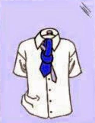 6. Tutorial Cara Memasang Dasi SMP yang Mudah dan Rapi