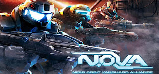 NOVA Near Orbit Vanguard Alliance PSP ISO PPSSPP Android Download