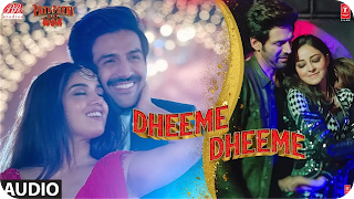 Dheeme Dheeme lyrics (Pati Patni Aur Woh) Lyrics by Tonny Kakkar, Neha Kakkar, Hindi Song, Hindi Song Lyrics, latest song lyrics, pati patni or woh movie, latest film