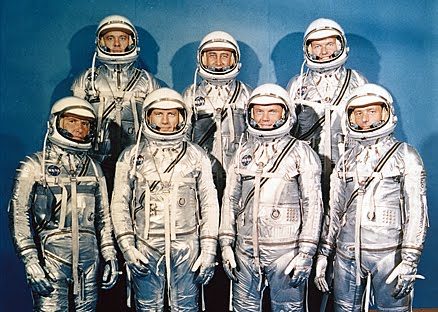 the Mercury Seven