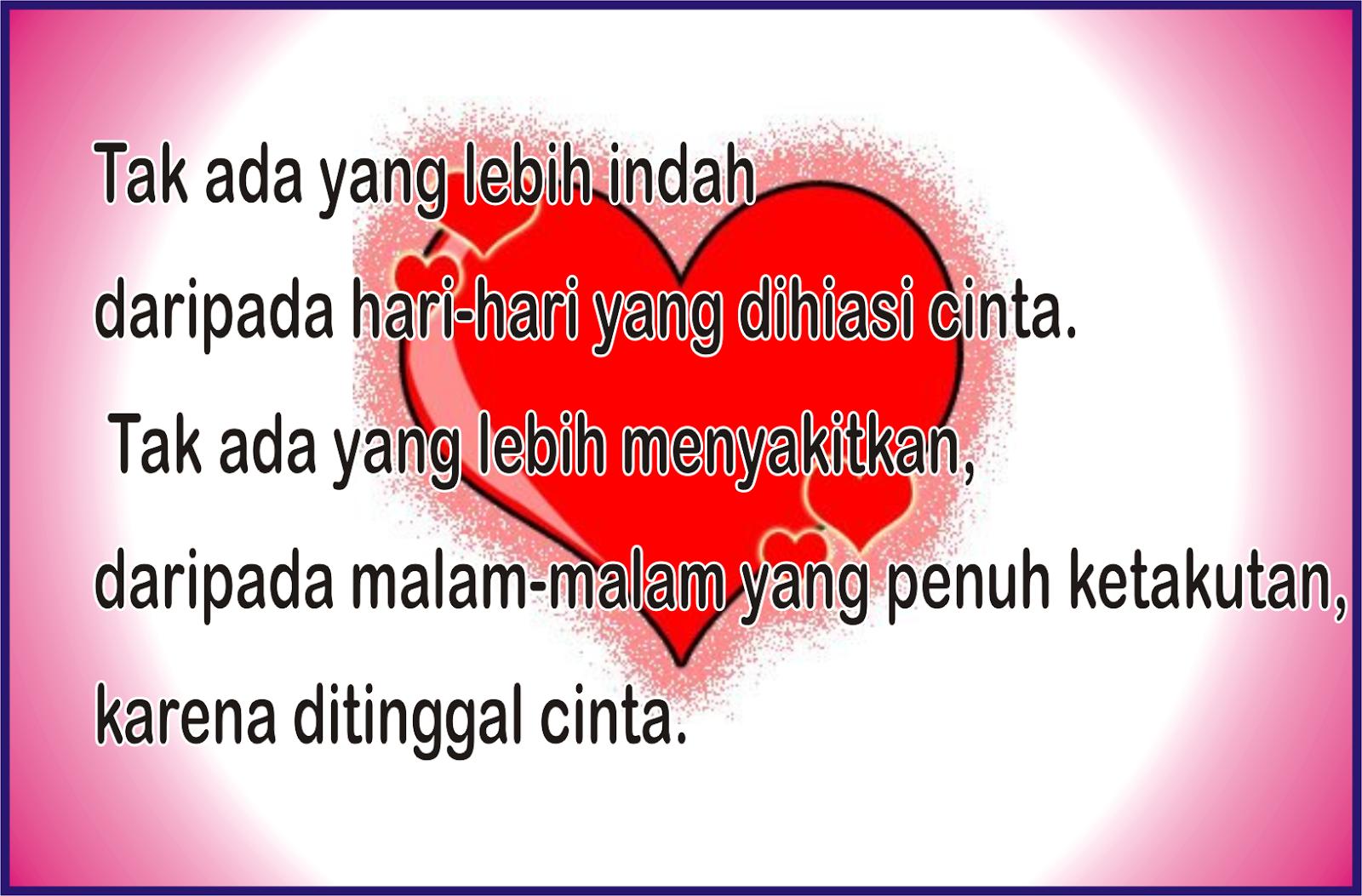 Kata Kata Cinta Yang Indah Dan Romantis Indonesiadalamtulisan