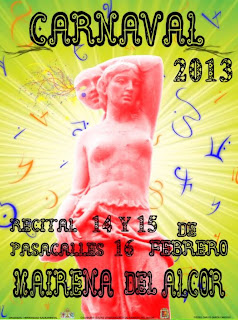 Carnaval Mairena del Alcor 2013 - Carlos García