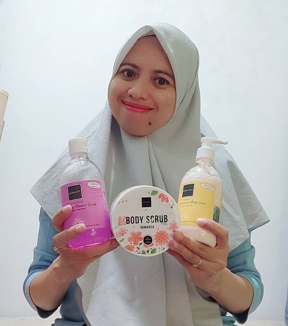 Review Produk Scarlett Whitening Body Care