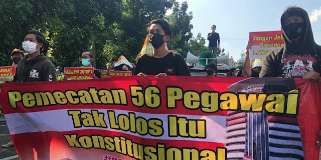Sudah Konstitusional, Korci Dorong KPK segera Berhentikan 56 Pegawai Tidak Lolos TWK