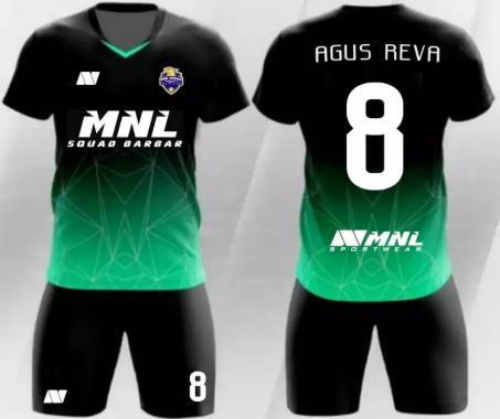 Yuk Intip Apa Saja Kelebihan Bahan Jersey Futsal