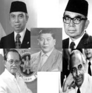 Tokoh yang Menandatangani Deklarasi Bangkok