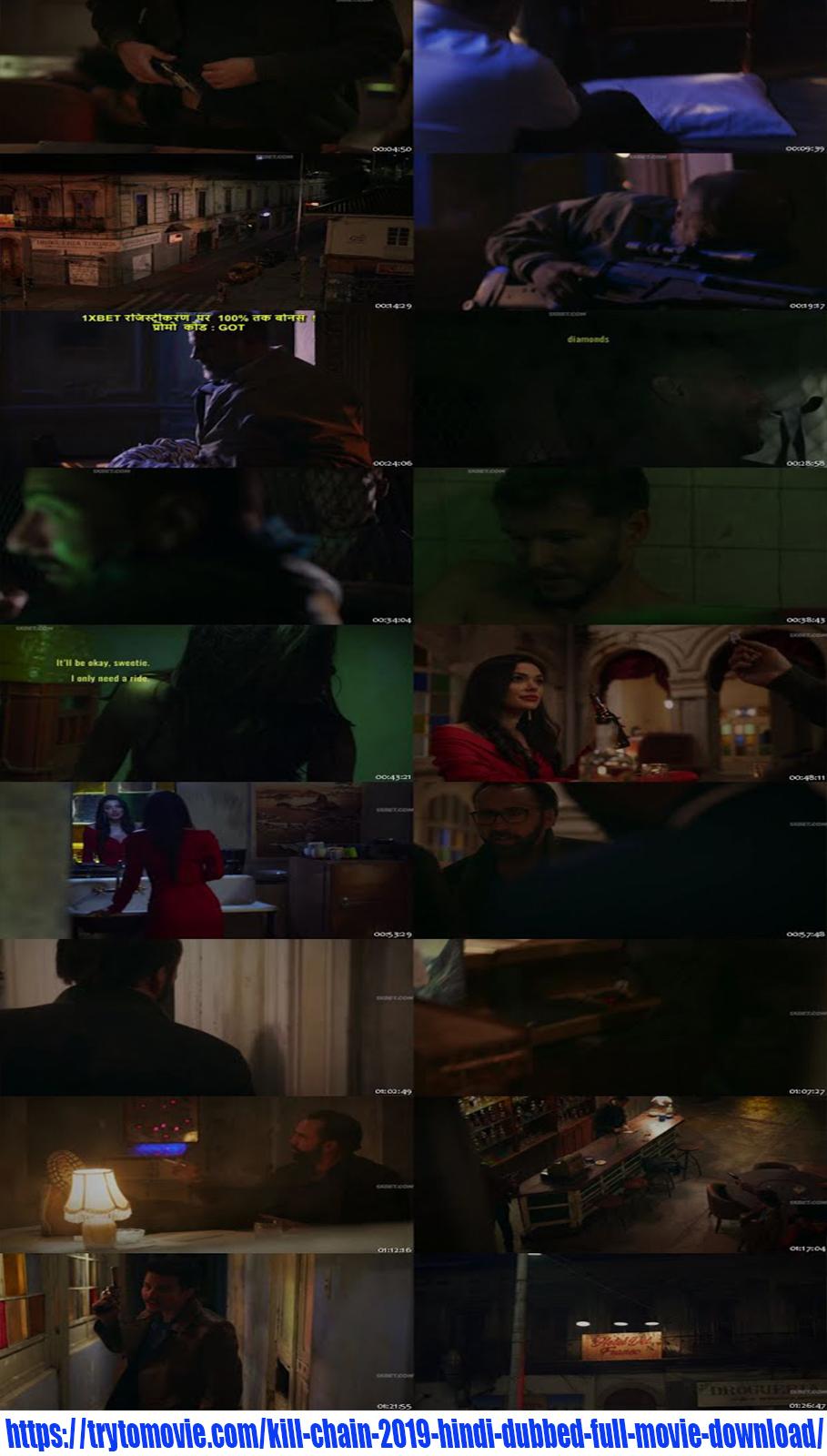 Kill Chain 2019 Hindi Dubbed Full Movie Download