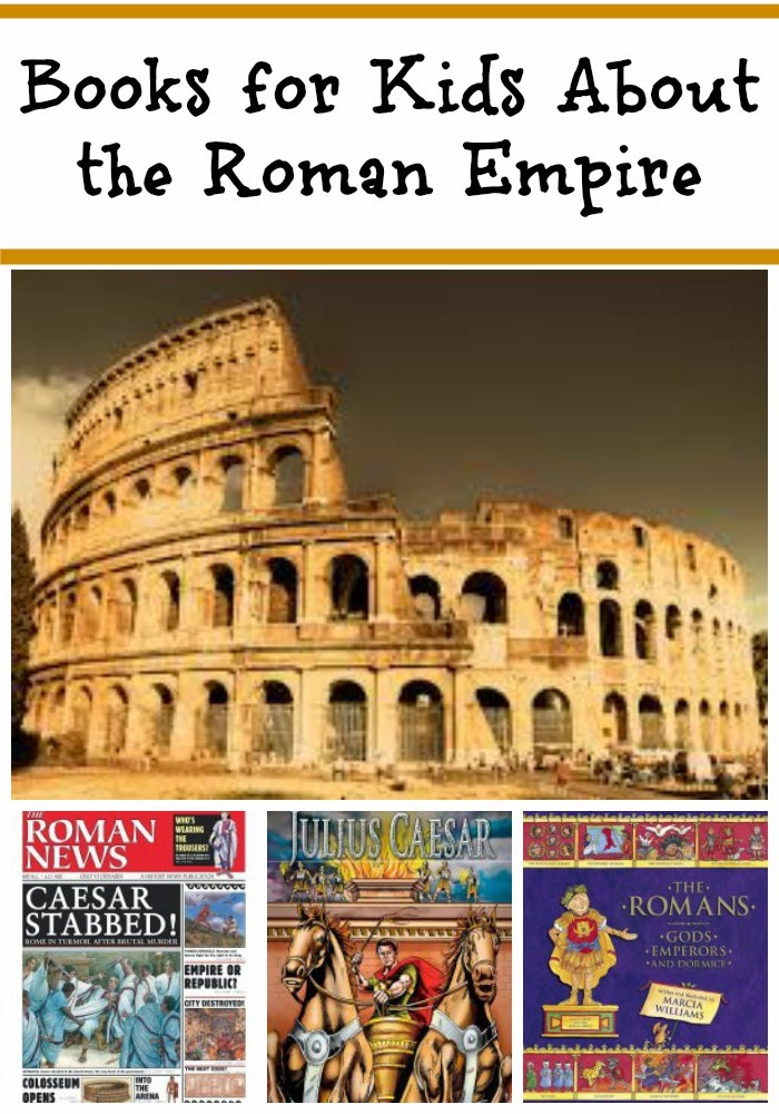 Books About the Roman Empire