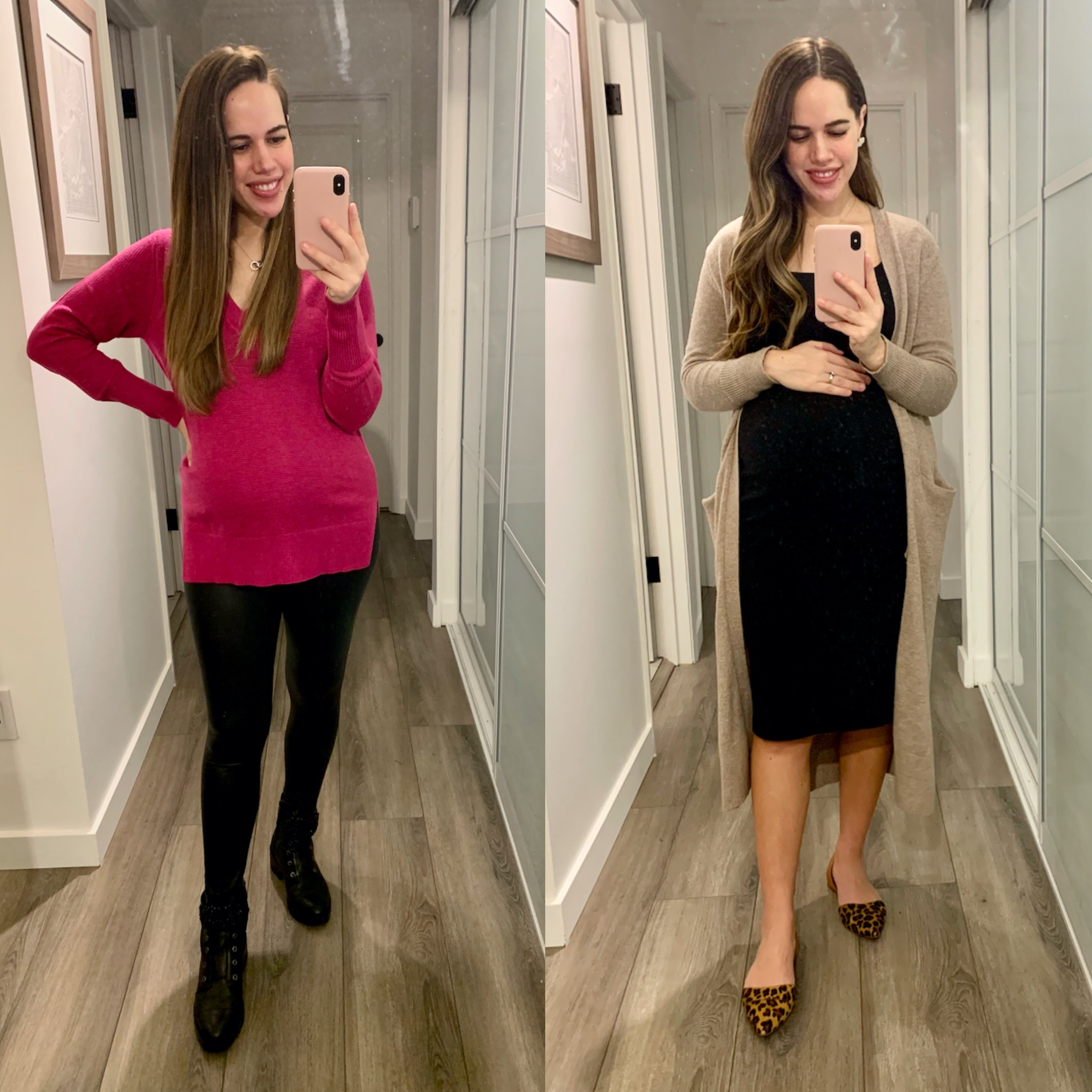 Jules in Flats - What I Wore to Work in January (Business Casual Workwear on a Budget) Week 4