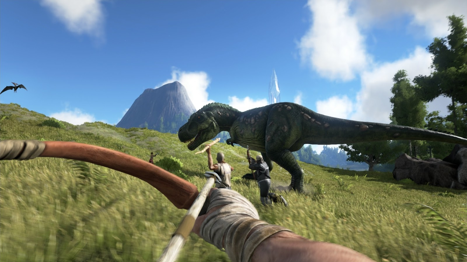 ARK: Survival Evolved - PC İçin Mükemmel Hayatta Kalma Oyunları