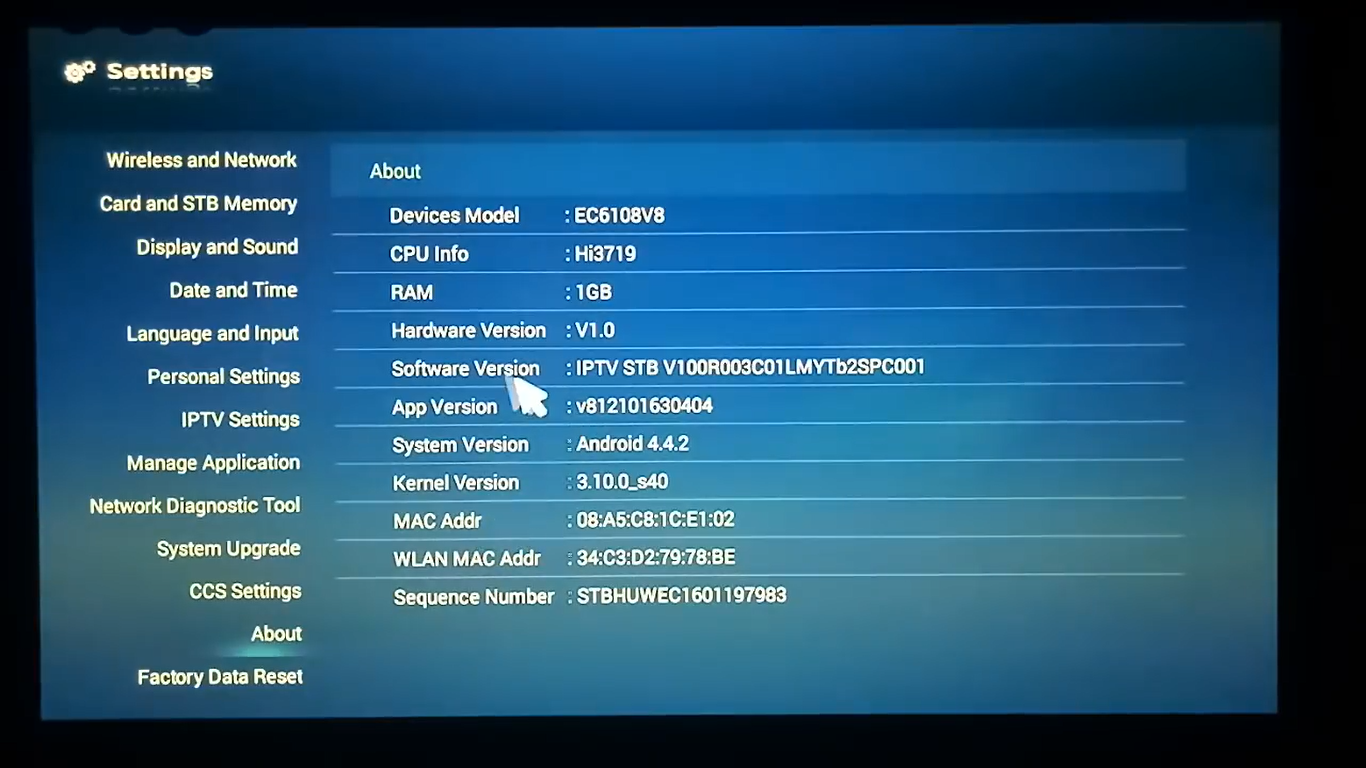 How to install ES File Explorer on Hypptv Set Top Box