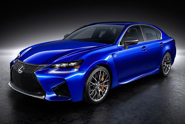 2016 LEXUS GS F Reviews And Price