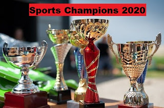 Sports Cups, Championship, games, 2020, full, winners, List, every, category.