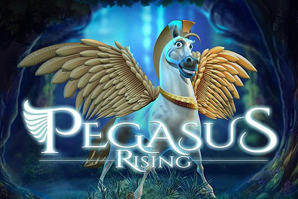 Main Gratis Slot Pegasus Rising (Blueprint Gaming)