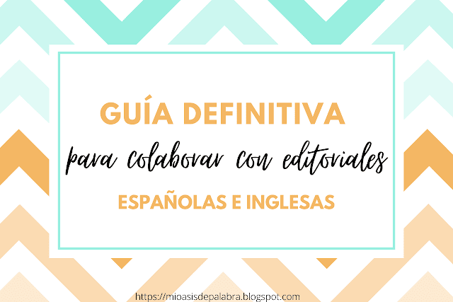 Cómo colaborar con editoriales españolas e inglesas