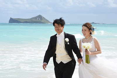 Japanese Honeymooners