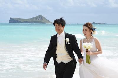 Japanese Honeymooners