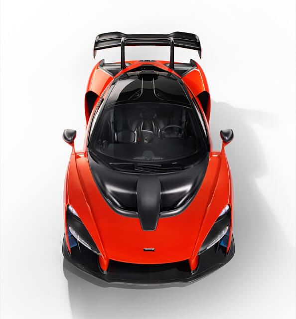 McLaren Senna Specifications