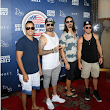 Backstreet Boys Attend Fourth Of July Weekend At Drai's In Las Vegas (02-07-17)