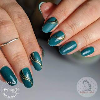 Nail Designs Natural Colors
