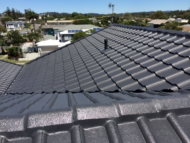 roof painting contractor Newcastle