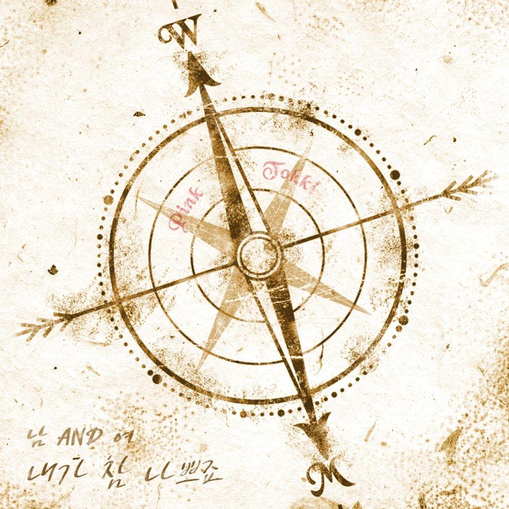 Pink Tokki – 남과여 – Single