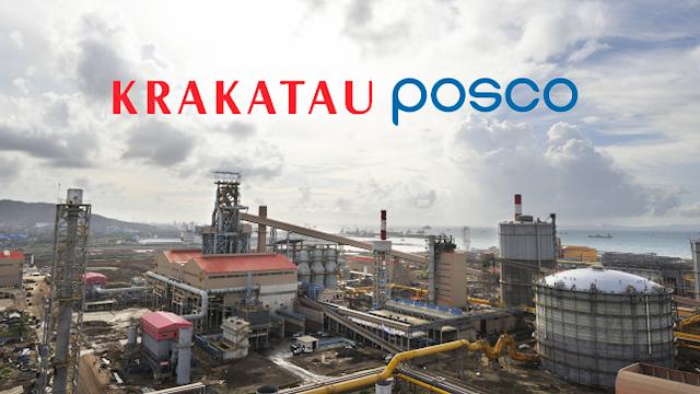 Lowongan Kerja PT. Krakatau Posco Penempatan di Cilegon