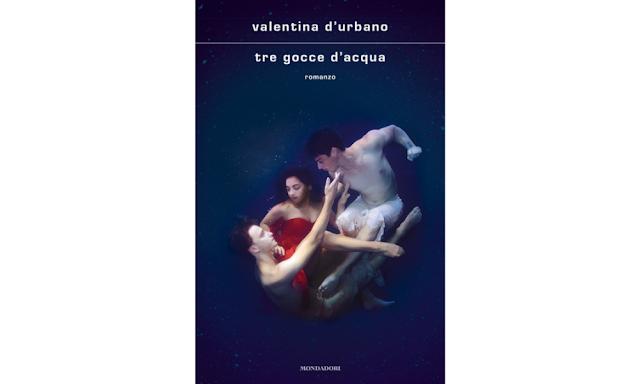 "Valentina D'Urbano, copertina di ""Tre gocce d'acqua"""
