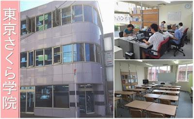 Học viện Sakura Nhật Bản