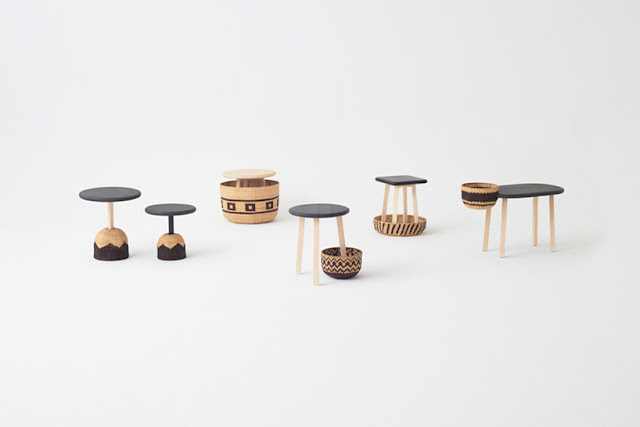 Green Pear Diaries, diseño, design, bambú, bamboo, Tokyo Tribal Collection, Nendo