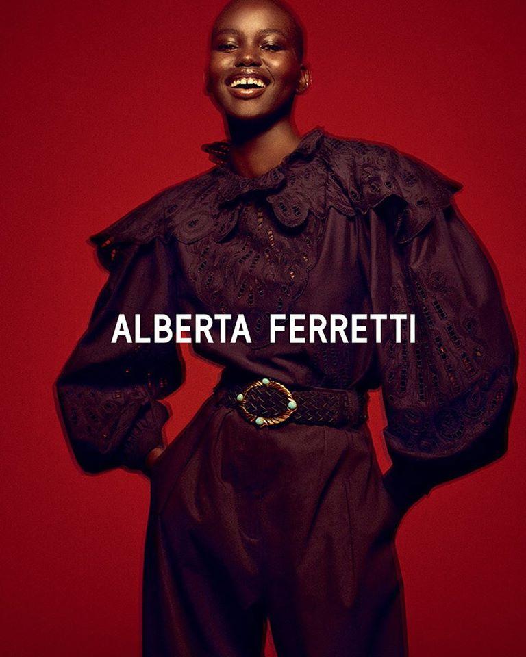 Alberta Ferretti Spring Summer 2020 Ad Campaign