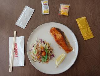 Tiga Pilihan Dressing Salad Salmon Guriru