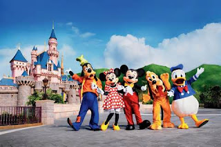 Hongkong Disneyland - Hongkong Macau Shenzhen Tour Package - Salika Travel