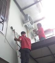 Tarif biaya jasa pemasangan AC ruangan di Malang