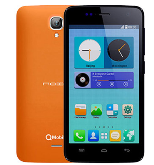 Free Download Qmobile Noir i5 Flash file scatter File