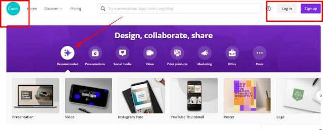 Canva for digital marketing