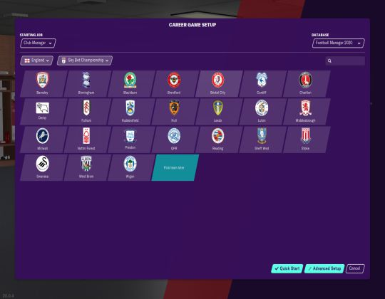 Football Manager 2020 Game Free Download for PC