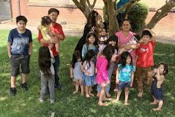 Kisah Ibu Mungil yang Miliki 15 Anak Kandung, Hamil Lagi Selang 3 Bulan Melahirkan