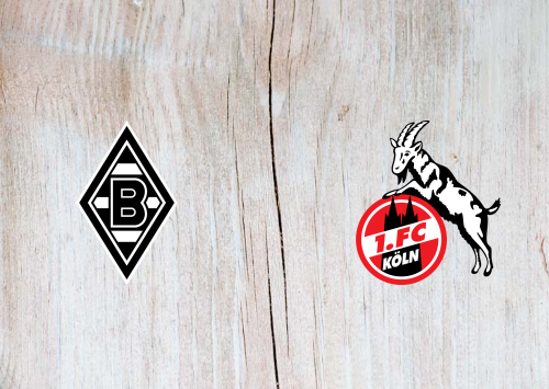 Borussia M'gladbach vs Köln -Highlights 06 February 2021