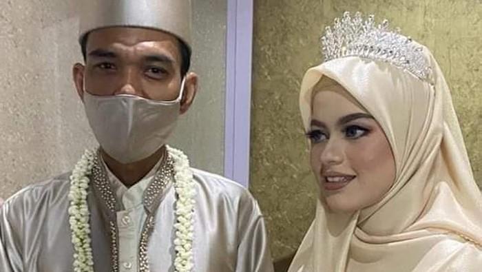 Baru Seminggu Dinikahi, Penampilan Fatimah Az Zahra Kini Berubah, UAS Semringah