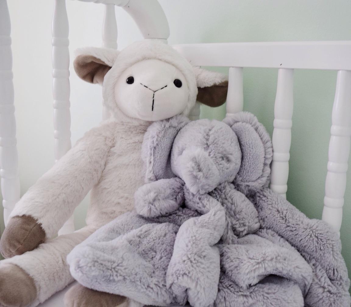 delightfully chic baby g u0027s nursery