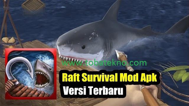Raft Survival 1.131 APK MOD For Android Terbaru 2020