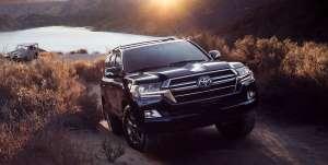 Next Toyota Land Cruiser