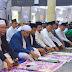 Suko Pranoto Ikut Shalat Idul Fitri di Masjid Raya Al-Fatah Ambon