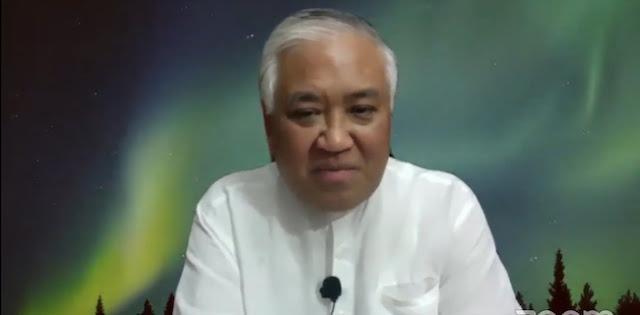 Din Syamsuddin: UU Corona Bukan Sebatas Penyelewengan, tapi Pembangkangan pada UUD 45